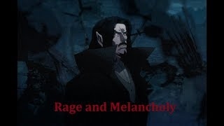 Castlevania - AMV ( Rage and Melancholy )