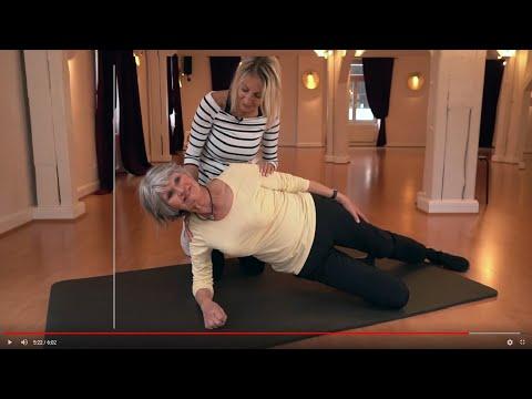 Bauch weg   5 min Training  ohne Geräte   Bodenübungen