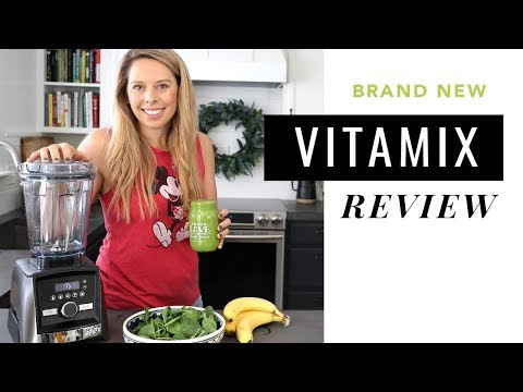Vitamix a3500 Ascent Series Blender Review