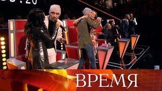Зрители Первого канала выбрали победителя шестого сезона музыкального супершоу «Голос».