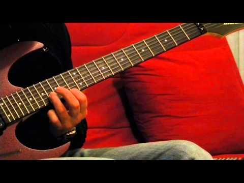 KISS - Unholy (Guitar cover)