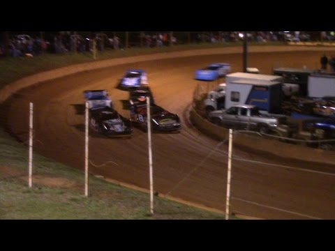 Winder Barrow Speedway Limited Late Model Feature Race 4/2/16