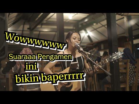 PENGAMEN CANTIK | PUISI - JIKUSTIK ( Cover ) | NGAMEN BARENG TAMI AULIA - Pendopo Lawas Jogja