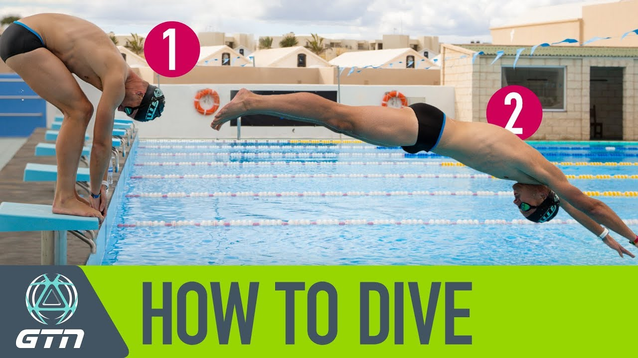 Download How To Dive For Swimming | A Step By Step Guide