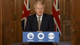 video: Boris Johnson voices frustration as Test and Trace records worst week