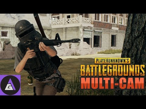 Let's Make Some Funny & Memorable Moments | PUBG Playerunknown's Battlegrounds Multi-Cam Stream thumbnail
