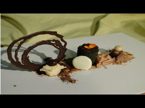 Curso Montagem e Decoração de Pratos - Food Styling - Regra dos Terços