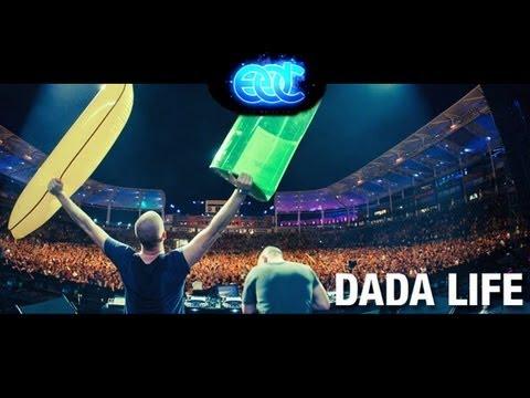 Dada Life - Live @ EDC 2013, Electric Daisy Carnival Las Vegas - 21.06.2013