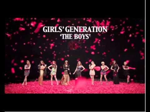 SNSD Girls' Generation 'The Boys' Audio (KOR ver.)