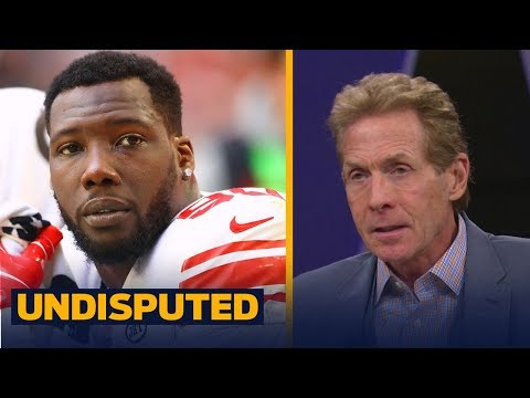 Skip and Shannon react to the Giants trading JPP to the Buccaneers | UNDISPUTED