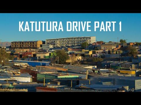 Katutura - Windhoek suburb, Namibia | Катутура - район черного населения в столице Намибии Виндхуке