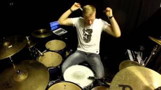 Adele - Set Fire to the Rain - Drum Cover