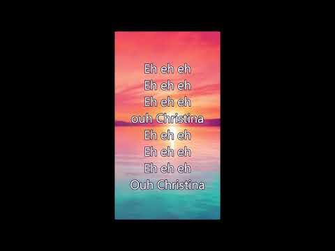 Dadju Christina Lyrics