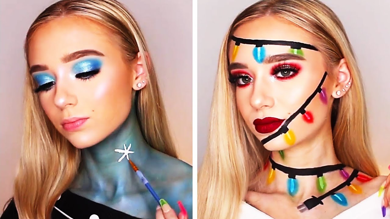 10 PRETTY NEW YEAR'S EVE MAKEUP LOOKS