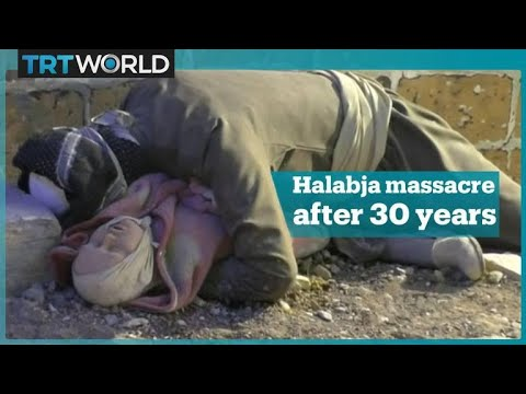 People of Halabja still suffer 30 years after the gas attack