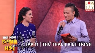 hoi ngo danh hai 2016  tap 11  thu thach viet trinh  30012016