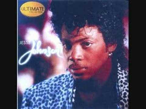 Jesse Johnson - Baby Let's Kiss (Extended Version)