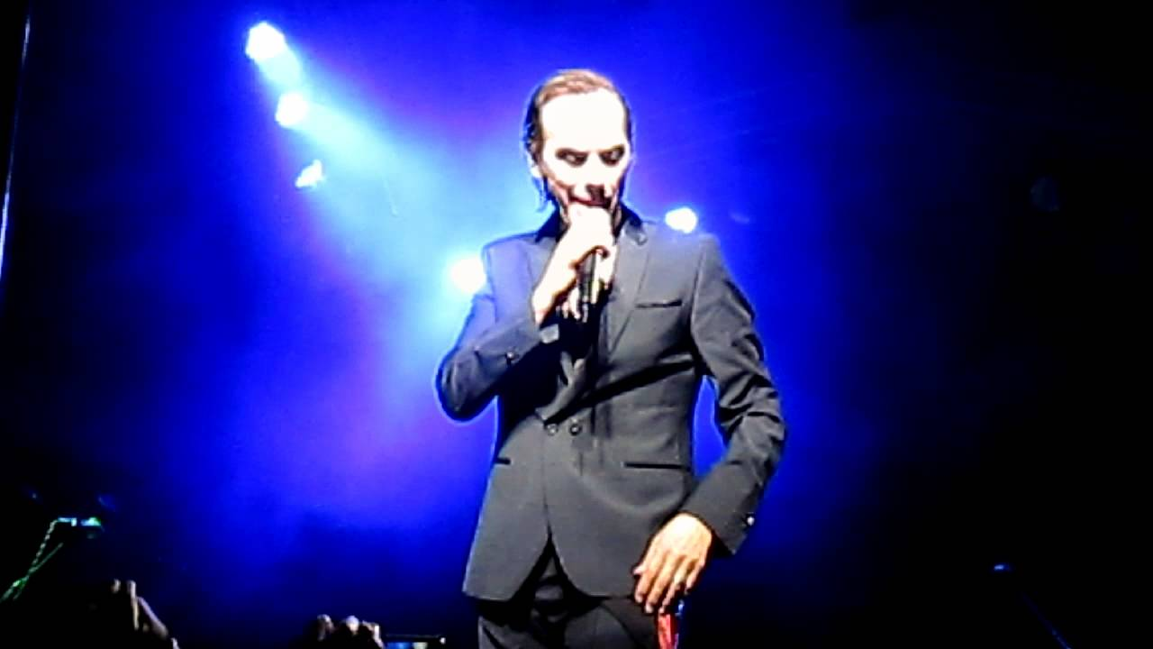 on sale abdf6 9475f Peter Murphy-Hurt (nine inch nails cover) 3-16-12
