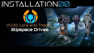 Halo - Slipspace Engine - Lore and Theory