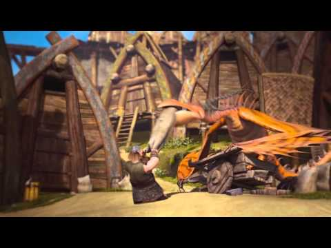 Download DreamWorks' Dragons: Riders of Berk - The Official Trailer