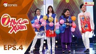 7 Nụ Cười Xuân Tập 4 Full HD