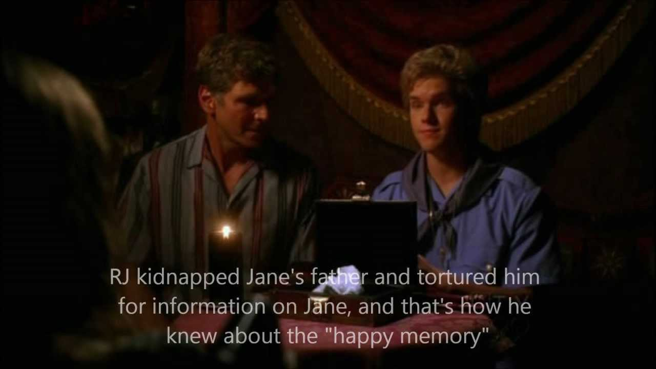 The Mentalist - Red John kidnapped Jane's father  Season 6