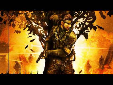 Metal Gear Solid 3 - Snake Eater (FULL Song Acapella)