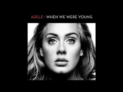 When We Were Young -Adele 2016 Pictures