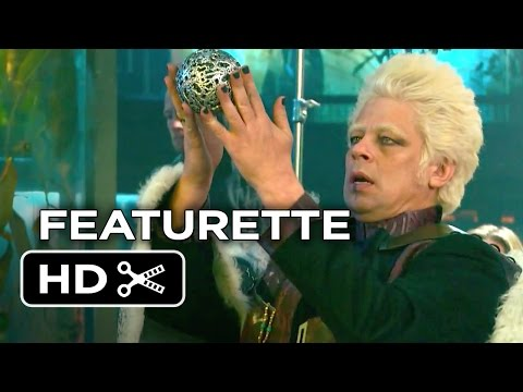 Guardians of the Galaxy Blu-ray Featurette - Benicio Del Toro as the Collector (2014) - Movie HD