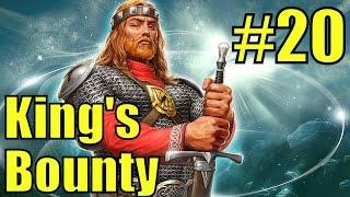 видео Прохождение игры King's Bounty Dark Side: квесты, задания, секреты - как играть в Кингс Баунти Темная Сторона, часть 1