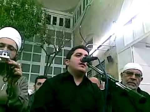 سامر نشار - مسجد الكريمية بحلب - إبداع وصفاء.mp4