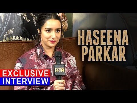 Shraddha Kapoor On Her Struggles For Haseena Parkar | Exclusive Interview | Siddhanth Kapoor