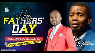 2nd Service! (Sun. 16th June, 2019) Live With Apostle Johnson Suleman