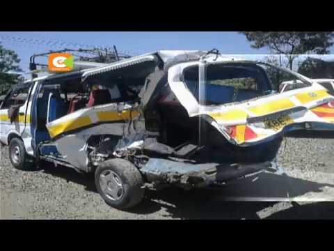 5 family members die in Voi accident