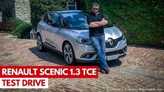 Renault Scenic 1.3 TCe | Test drive in anteprima del nuovo motore turbo benzina thumbnail
