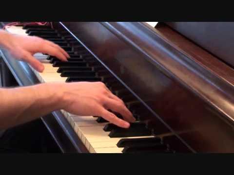 Sandwitches - Tyler The Creator X Hodgy Beats (Piano Lesson By Matt McCloskey)