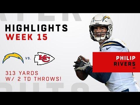 Philip Rivers Clutch Comeback!