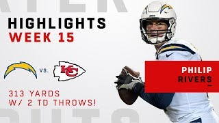 Philip Rivers Clutch Comeback!