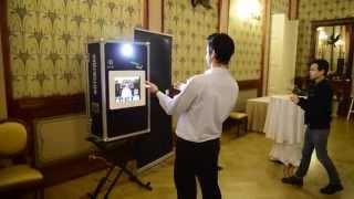 Воздушная фотобудка(Фотобудка с Воздушным интерактивным экраном. Промо видео для организаторов. Аренда: Фотобудки с воздушным..., 2015-02-27T11:23:26.000Z)