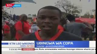 Kenya ilitawazwa mabingwa wa mashindano ya ubingwa wa soka ya Copa Coca Cola