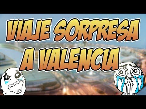 VIAJE SORPRESA A VALENCIA!!!   Call of Duty Black OPS   Elyas