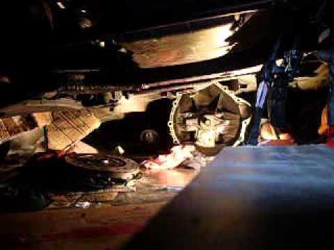 Mercedes 190e M111 manual install