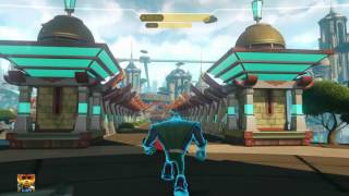 Ratchet & Clank PS4 How to get Inside the hall of Heroes