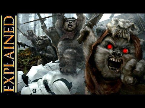 LET'S HUNT - Battlefront II Ewok Hunt