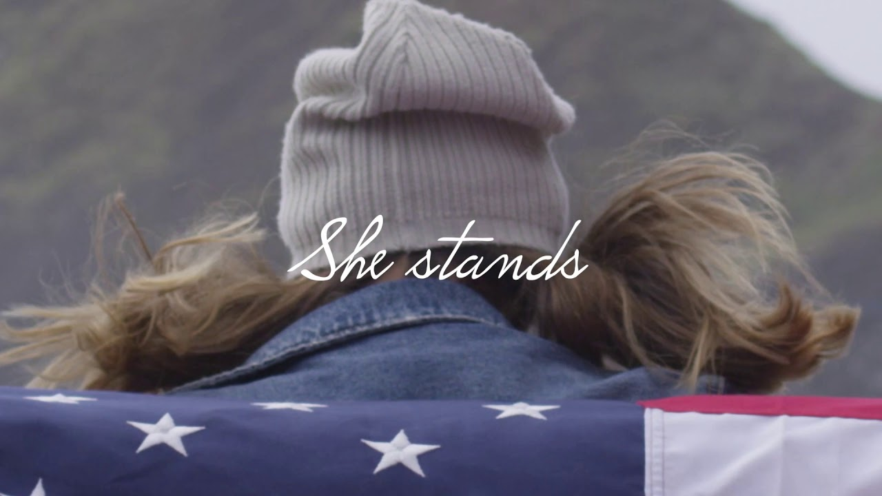 There She Stands  |  Michael W. Smith  |  Official Lyric Video 2020
