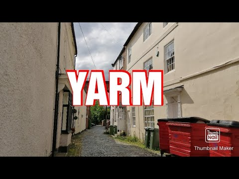 Download WELCOME TO  YARM CLEVELAND I POSH I A TOUR IN MILLIONAIRE'S I ENJOY YARM NORTH YORKSHIRE I ENGLAND
