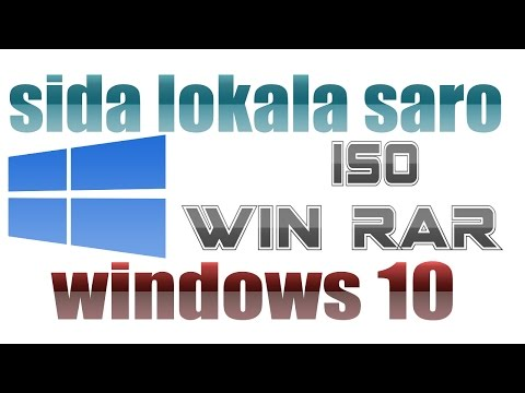 BARO SIDA LOKALA SARO WINDOWS 10 ISO & WIN...