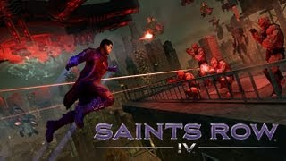 Saints Row 4 Gameplay Reveal!!  FIRST REAL GAMEPLAY (Saints Row 4 Trailer Xbox 360/PS3/PC HD)