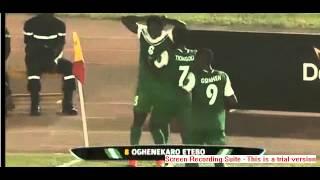 Nigeria U23 vs Algeria U23: Afcon U23 2015 Highlights - Etebo Sweet Second Goal!