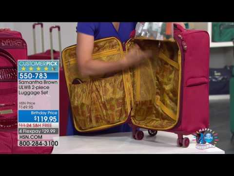 HSN | Samantha Brown Travel Celebration 07.21.2017 - 02 PM
